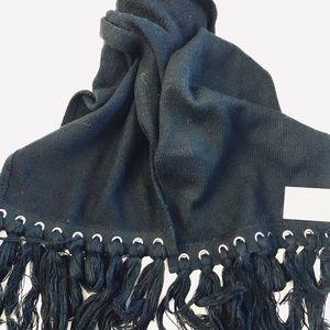 Michael Kors Knit Tassel Scarf